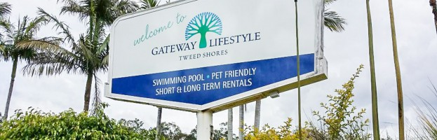 Gateway Lifestyle – Billboard