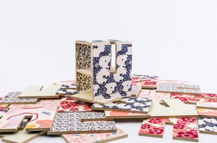 Blok furniture – Fukutoshi Ueno